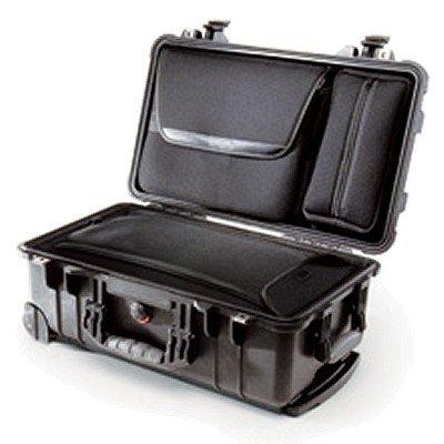 ペリカンケース / Pelican case 1510LOC ラップトップ オーガナイザーケース Laptop Overnight Case ブラ