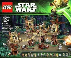 LEGO (レゴ) Star Wars (スターウォーズ) Ewok Village Set 10236 ブロック おもちゃ