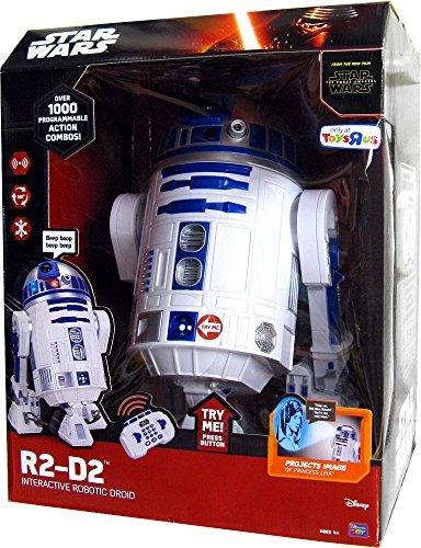 【着後レビューで 送料無料】 おもちゃ Star おもちゃ Wars Robotic スターウォーズ R2-D2 アールツーディーツー Star Interactive Robotic, 鷲宮町:8d3687a7 --- canoncity.azurewebsites.net