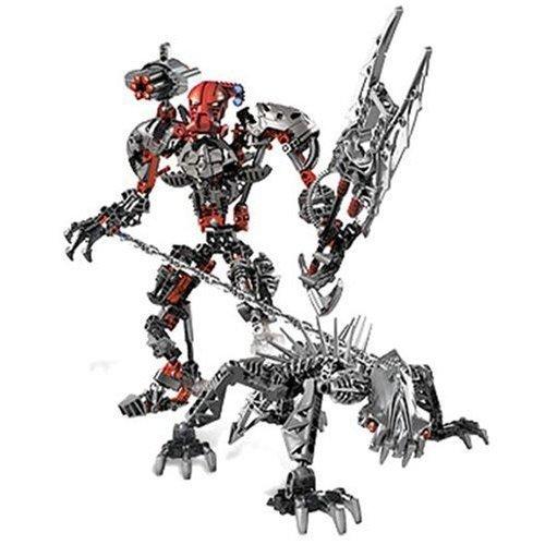 レゴ (LEGO)LEGO? BIONICLE? Maxilos & Spinax おもちゃ