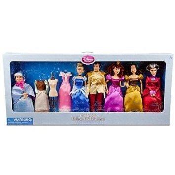 Disney (ディズニー)Princess Exclusive Deluxe Cinderella (シンデレラ) Doll Gift Set ドール 人形 フ