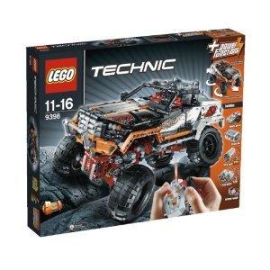 LEGO (レゴ) Technic (テクニック) 9398 Rock Crawler ブロック おもちゃ