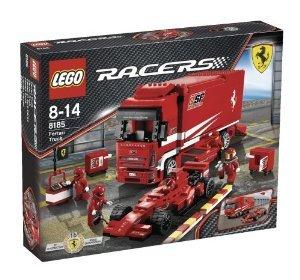 LEGO (レゴ) Racers Ferrari F1 Cargo (8185) ブロック おもちゃ