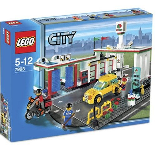 LEGO City Service Station Limited Edition (7993) by LEGO