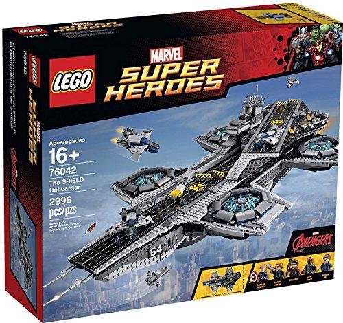 【高額売筋】 レゴ マーベルスーパーヒーローズ ザ・シールド ザ・シールド 76042 ヘリキャリア 76042, 電球ショップ:2ad7bcdd --- canoncity.azurewebsites.net