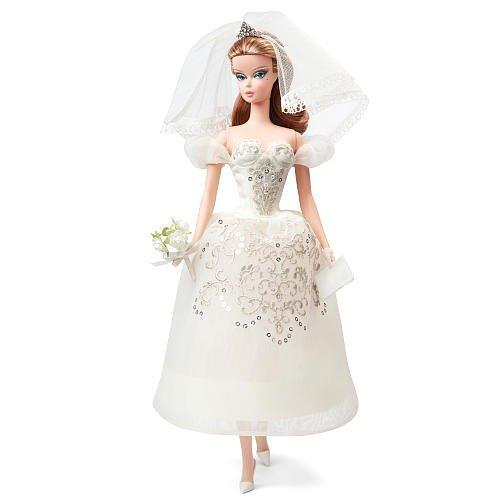 バービー Barbie Fashion ファッション Model Collection コレクション Wedding Gown Barbie Doll ドール