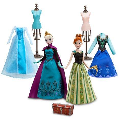 【驚きの価格が実現!】 ディズニー アナと雪の女王 アナ&エルサ アナ ディズニー&エルサ ファッションドールセット, news-selection:19a6cc95 --- canoncity.azurewebsites.net