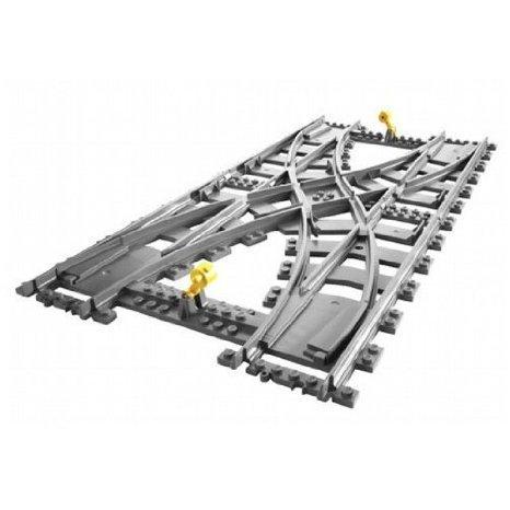 LEGO (レゴ) City Train Rail Crossing (7996) ブロック おもちゃ