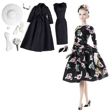 Mattel (マテル社) Grace Kelly The Romance Silkstone Barbie(バービー) Giftset - Mattel (マテル社) T