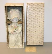 Precious Moments Bride Tammie Porcelain Doll ドール 人形 フィギュア