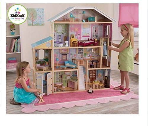 KidKraft Majestic Mansion Dollhouse with Furniture by Kidkraft