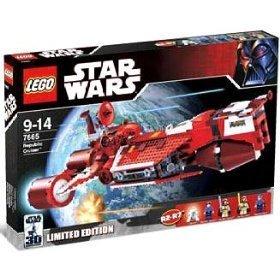 おもちゃ Lego レゴ Republic Cruiser - Star Wars スターウォーズ - Episode 1 - 7665