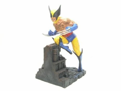 X-Men (エックスメン) Dark Phoenix Saga: Wolverine (ウルヴァリン) Statue フィギュア おもちゃ 人形
