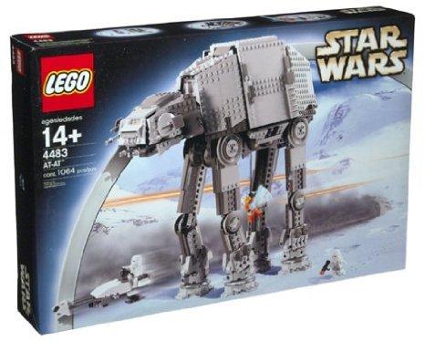 超美品の LEGO (レゴ) Star Wars おもちゃ ブロック (スターウォーズ) Wars : AT-AT Walker ブロック おもちゃ, ブリリアントレディ:b488472b --- canoncity.azurewebsites.net