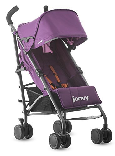 Joovy Groove Ultralight Lightweight Travel Umbrella Stroller, Purpleness by Joovy