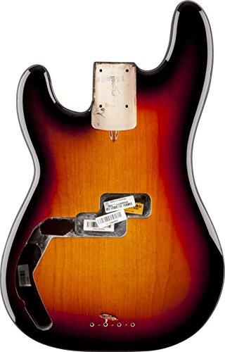 フェンダー Fender USA 純正パーツ 998029700 USA Precision Fender Bass Alder Body, 3-Color 3-Color Sunburst LH プレシジ, 布団の萩原綿業株式会社:8dc1f2a3 --- jpworks.be