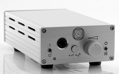 Meier Audio CORDA Jazz (Silver) ヘッドフォン アンプ ヘッドホンアンプ