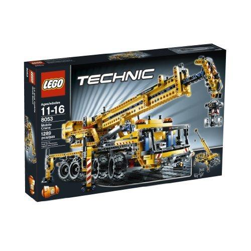 おもちゃ Lego レゴ Technic テクニック Mobile Crane 8053