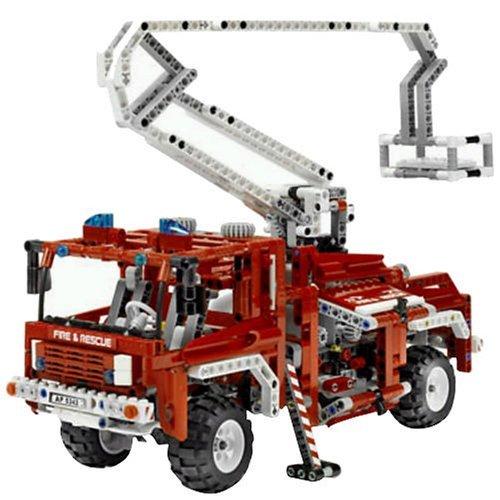 激安な LEGO LEGO Technic by 8289 Technic Fire Truck by LEGO, ブラボープラザ:0d197b66 --- canoncity.azurewebsites.net