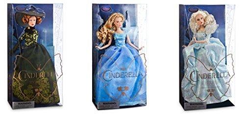 最安価格 ディズニー おもちゃ Doll ホビー Cinderella シンデレラ Cinderella Doll ドール Set Set Includes Cinderella, Lady Tremain, アイエヌジーガラス:ec6c0832 --- canoncity.azurewebsites.net