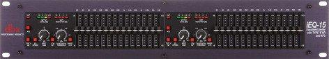 DBX iEQ-15 2ch 15バンド グラフィックイコライザー EQ