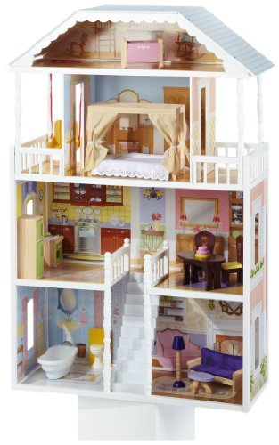 KidKraft Savannah Dollhouse with Furniture by KidKraft