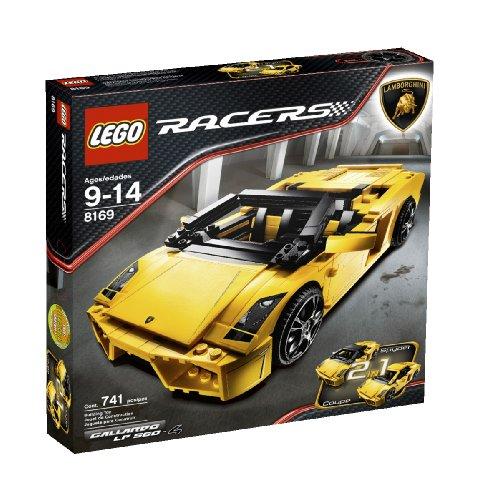 LEGO (レゴ) Racers Lamborghini Gallardo LP 560-4 (8169) ブロック おもちゃ