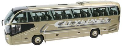 2006 Neoplan VIP Class Cityliner N1216HD Luxury City Bus 1/24 Revell Germany by Revell