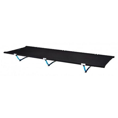 Helinox(ヘリノックス) 折りたたみ式ベッド コットワン ベッド ベンチ ブラック×ブルー