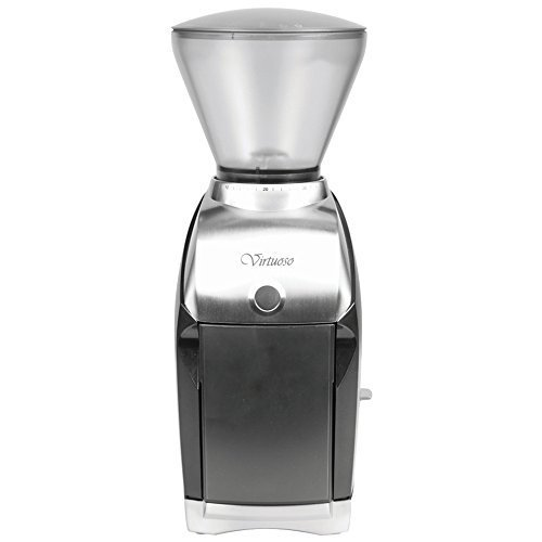 Baratza Virtuoso - Conical Burr Coffee Grinder (with Bin) by Baratza