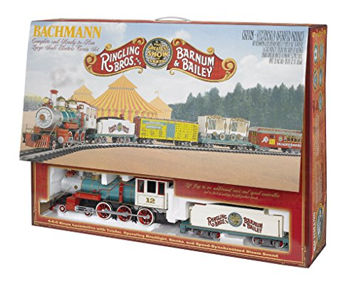 GリングBros.andベイリーセット  Bachmann Trains社