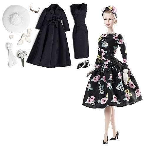 Mattel Grace Kelly The Romance Silkstone Barbie Giftset - Mattel T7944 by Mattel