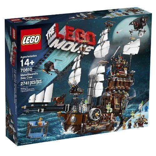 新作人気モデル LEGO Metalbeard's 70810 The レゴ Lego Movie Metalbeard's Sea Cow Ship Pirate Ship レゴ 70810 レゴ ムービー メタルひげの海, HealthBox:13ac4cbd --- canoncity.azurewebsites.net