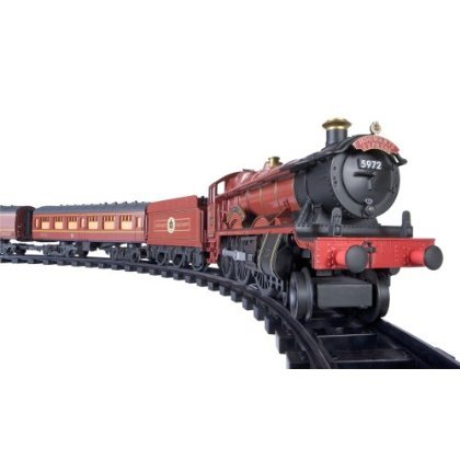Lionel Harry Potter Hogwarts Express Train Set - G-Gauge おもちゃ