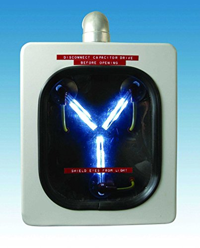 Back to the Future: Flux Capacitor Replica Unlimited Edition