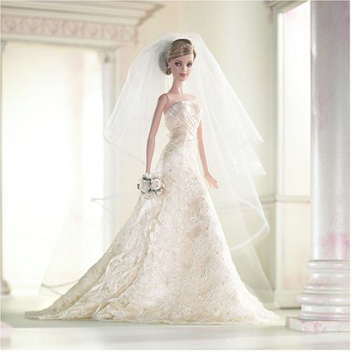 Barbie - Carolina Herrera - Designer Bride - Gold Label by Barbie