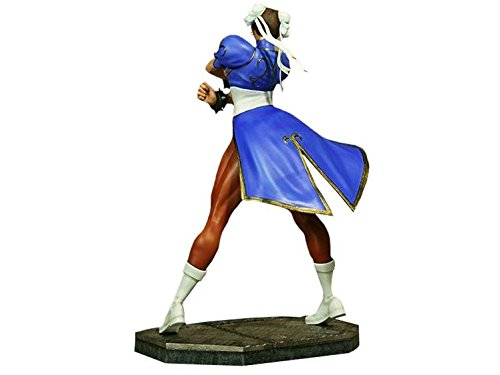 Street Fighter 1/4 Scale Chun Li Statue Street Fighter Statues & Busts