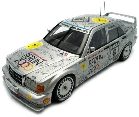 Mercedes (メルセデス・ベンツ)-Benz 190 E 2.5-16 ダイキャスト EVO2 スケール ミ DTM 1992 1/18 スケール ダイキャスト Model ミ, アンはやさしい花 花工房Anne:864cec80 --- sunward.msk.ru