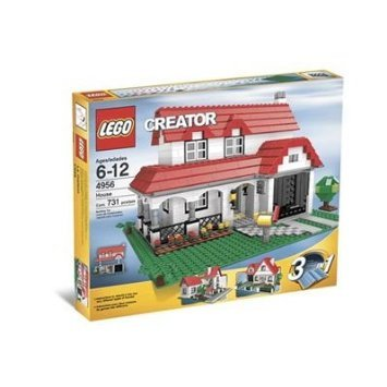 Lego (レゴ) Creator 4956 House ブロック おもちゃ