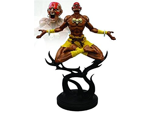 Street Fighter Dhalsim 1/4 Scale Statue Street Fighter Statues & Busts