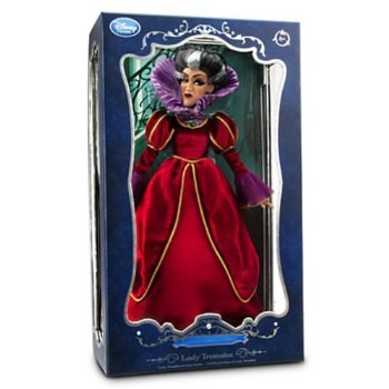 Disney Store 18' Lady Tremaine Doll Limited Edition LE Cinderella Wicked Step Mother おもちゃ