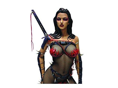 Fantasy Figure Gallery - Lady Ninja 1/4 Scale Resin Statue Fantasy Figure Gallery Figures