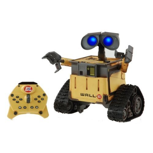 Disney's U-Command WALL E (Wally)おもちゃ