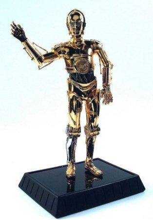 C3PO Statue - 限定品 - Gentle Giant - Star Wars (スターウォーズ) フィギュア おもちゃ 人形