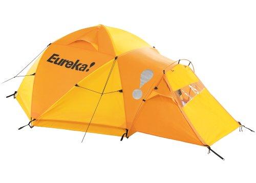 大雪と強風に強いドーム型テント★Eureka 二人用(2P)テント  フォーシーズン