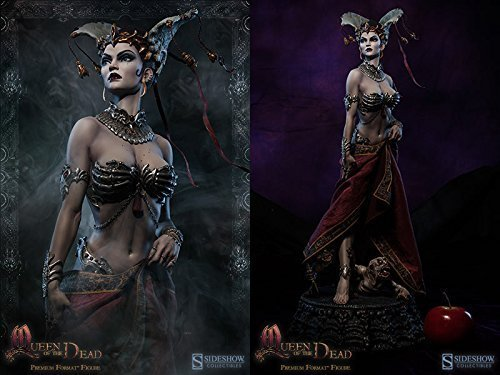 Sideshow Court of the Dead Queen of the Dead Premium Format Figure Statue