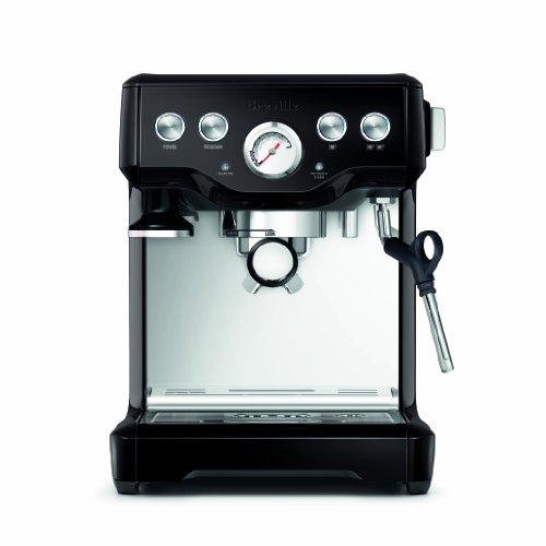 コンパクトサイズのエスプレッソマシンなら Breville社  Black Sesame