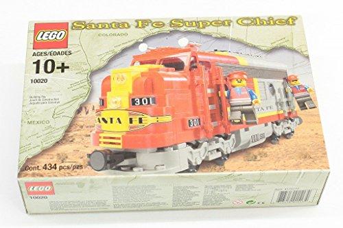 【2018年製 新品】 レゴ Super LEGO 10020 Santa Fe Super 廃番 Chief トレイン Fe 廃番 ブロック lego, 木のおもちゃ ウッディモンキー:c60b09d9 --- canoncity.azurewebsites.net