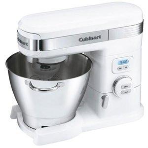 Cuisinart SM-55BC Cuisinart SM55BC 5.5 Quart 12-SPEED Brushed Chrome Stand Mixer