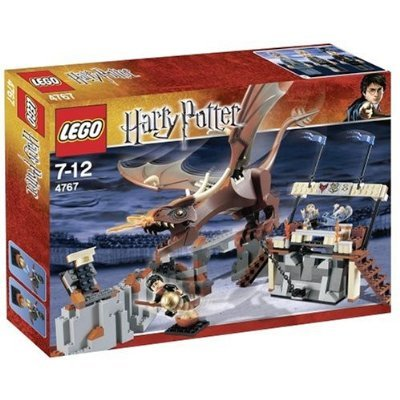 LEGO Harry and the Hungarian Horntail おもちゃ